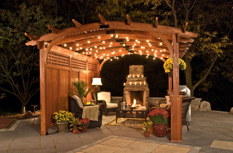 Country Lane Woodworking Outdoor Patio And Garden Shade