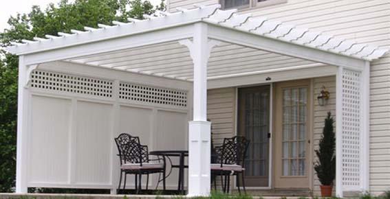 Country Lane Hampton Renaissance Garden Pavilion