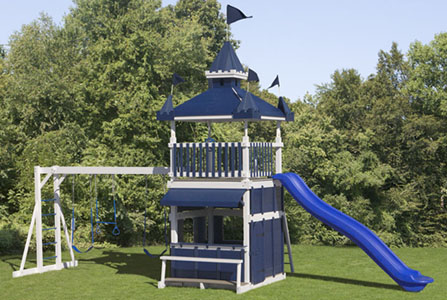 B06 Princess Teahouse Swingset 6 200 00 Details Castle Swingsets